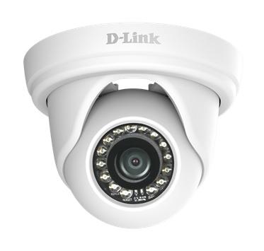 The new DCS-4802E Vigilance Full HD Outdoor Mini Dome Network Camera