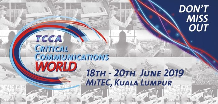 Global Certification Forum Highlights Importance of Interoperability at TCCA's Critical Communications World 2019
