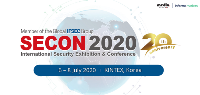 [SECON 2020] Asia's ONLY Integrated Security Event