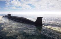 Submarine image for AUKUS Partnership